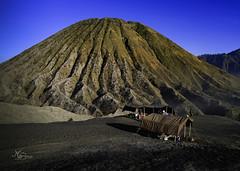 Mount Batok, East Java, Indonesia (MG Expressions) Tags: travel mountains indonesia landscape volcano asia adventure mount volcanoes landscapephotography javaisland landscapephotos mtbatok