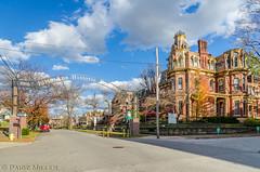 Parkersburg, WV (statPaige) Tags: homes unitedstates westvirginia parkersburg secondempire juliaannsquare