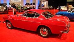 1967 Volvo P1800S 5 (Jack Snell - Thanks for over 26 Million Views) Tags: sf auto show ca 58th wallpaper art cars wall vintage paper volvo san francisco display center international 1967 collectible moscone p1800s excotic jacksnell707 jacksnell accadomy