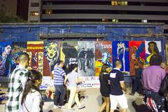 Semana Negra (Moraiya) Tags: comic gijn carteles xixn semananegra
