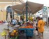 Monastiraki, chez le marchand de fruits (Vincent Rowell) Tags: raw greece athens monastiraki balkans2016 sigma816mm monastirakimetrostation fleamarket fruitstand