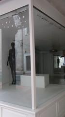 Deserted shop (FinouCat) Tags: dummy shop window reflection mirror