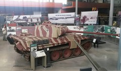 Panther Tank (Reiver RE229) Tags: bovington tank panther maybach 75mm german nazi museum