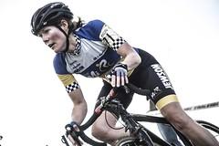 (Robbi Unwin) Tags: cyclo cross cyclocross bike rider autumn winter cycling racing biking offroad derby national trophy british helmet riding athlete sport grass spectator d800 nikon robbi unwin champion championship tournament event round