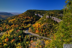 Route des failles, Perc (pascal_roussy) Tags: automne couleur arbre octobre nature paysage perc gaspsie qubec canada nikon d3100