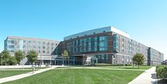 SSU Pano (poshbren) Tags: ssu salem state panoramic campus college