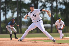 20161003_Hagerty-223 (lakelandlocal) Tags: baseball fallinstructionalleague florida lakeland minorleague rookie tigers tigertown turnbull