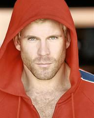 384 (rrttrrtt555) Tags: hair hairy beard stubble chest hoodie jacket blond eyes gym play