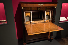 Antique writing desk (quinet) Tags: 2014 allemagne deutschland germannationalmuseum germanischesnationalmuseum germany nuremburg nrnberg schreibtisch bureau writingdesk