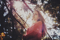 Martina (JavierAndrs) Tags: retrato portrait mujer woman chica girl jven young pelo hair rostro cara face ropa clothes luz light rayodeluz rayoflight branches ramas rboles trees campo country countryside mirada look flair bokeh sol sun sunny soleado quince quinceaera fifteen mood moody atmsfera atmosphere ethereal eterea bellza beauty pose expresin expression felicidad happiness feliz happy colores colors color suave soft da day crdoba argentina 50mm 14 f14 d800 depthoffield profundidaddecampo dof