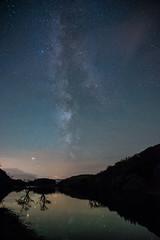 Milky Way Above Llyn Cynwch. (Ian JonesMorris) Tags: stars milky way night dark