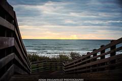 cinnamon shores3 final (oadam7) Tags: beach sunrise clouds cloudy gulf thirdcoast boardwalk canon photography adventure life texas porta portaransas
