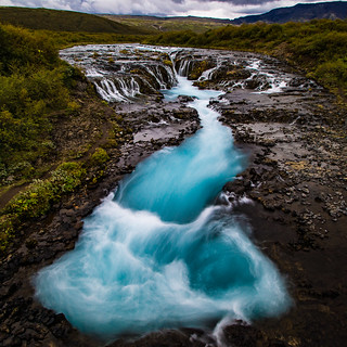 Iceland 2016 - Brúarfoss [EXPLORED]