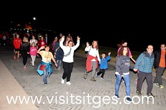 Nits de la Lluna Plena Sitges 2016 (Sitges - Visit Sitges) Tags: nits de la lluna plena sitges 2016 visitsitges solidaritat correr pol lahoz cursa solidaria