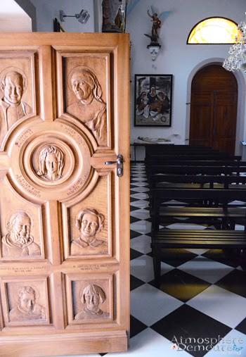 7. Entrata Chiesa di Grosseto-Prugna-Porticcio