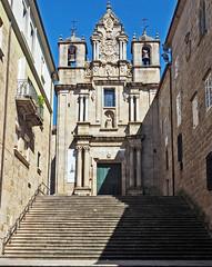 Iglesia de Santa Mara, Ourense (Miguelanxo57) Tags: iglesia church barroco baroque ourense galicia