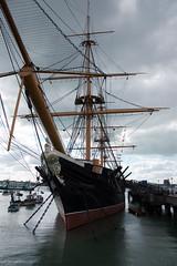 HMS Warrior (Den Batter) Tags: nikon d7200 portsmouth historicdockyard hmswarrior hampshire