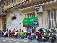 Life on the street (Helen M Evans) Tags: vietnam hanoi oldquarter