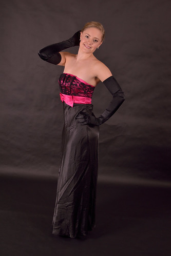 Carien VDC Evening Gown Photoshoot Part 2