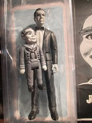 Ventriloquist Dummy Willie from The Twilight Zone 7176 (Brechtbug) Tags: ventriloquist dummy willie from the twilight zone tv episode 1962 battle action comic book villain movie film television 1960s toy hot toys nyc 2016 sailor suit willy new york city 60s plastic