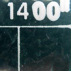 1400 (Navi-Gator) Tags: 1400 number even