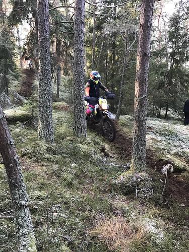 Novemberkåsan Knivsta 2016 Enduro