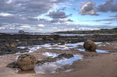 Rock pools at North Berwick, Scotland (Baz Richardson (trying to catch up)) Tags: scotland northberwick beaches coast rockpools eastlothian