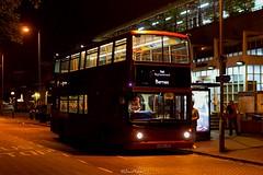 Cardinal Buses TA950 (LX53 JYO) SouthWest Trains Replacement Service (LFaurePhotos) Tags: cardinalbuses battersea bus claphamjunction london lx53jyo night railreplacement road southwestlondon southwesttrains street ta950 transport