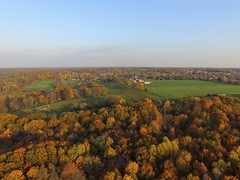 Fall colors of Kent County (John Rothwell) Tags: n kent county michigan fall nature colors drone arial farm chauncy northview plainfield grand rapids