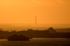 sunset #5 (scilly puffin) Tags: sunset bishoprock lighthouse sea coast islesofscilly stmarys stagnes west amazing beautiful colourful october