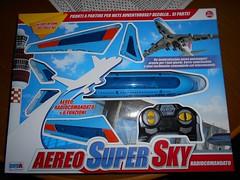 Aereo radiocomandato (ItalianToys) Tags: giocattolo giocattoli toy toys airplane plane aereo rc remote controlled