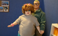 IMG_8181 (irinakopilova) Tags: mimi bobeck doll barbie mattel drew carey baby happy family rock hudson ken