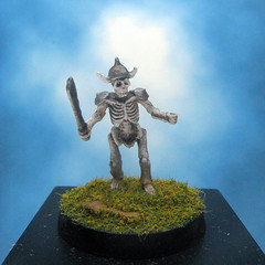 Painted Ceasar Miniatures Undead (Painted Miniatures) Tags: painted ceasar miniatures undead