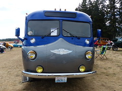 Flxible Bus (bballchico) Tags: flxiblebus flxible bus custom arlingtoncarshow arlingtondragstripreunionandcarshow carshow 206 washingtonstate arlingtonwashington