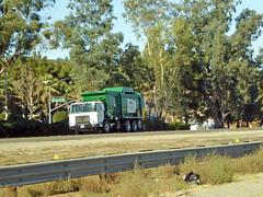 WM Garbage Truck 11-10-16 (Photo Nut 2011) Tags: garbage sanitation waste wastedisposal trash refuse junk california garbagetruck trashtruck wm wastemanagement mcneilus