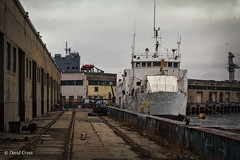 Waterfront (buffdawgus) Tags: california canon5dmarkiii canonef24105mmf4lisusm harbor leftcoast lightroom5 maritime port portofsanfrancisco sanfrancisco topazsw westcoast pier50