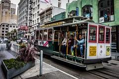 SF Tram (Morten Guttorm) Tags: sanfrancisco california usa transport public tram street america northamerica travel tourist