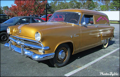 '53 Ford Courier Delivery (Photos By Vic) Tags: 1953 53 ford courier delivery classic car automobile antique vehicle vintage old sedandelivery