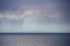 Like a painting :) (Sjana90) Tags: sea isleofskye scotland color colour sunset time skye beautiful photography island blue purple light travel landscape likeapainting discover