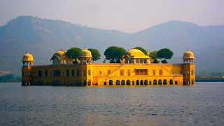 Enjoy Scenic View of JalMahal with Camel Ride