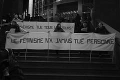 _DSF8767 (sergedignazio) Tags: france paris street photography photographie fuji xpro2 internationale lutte violences femmes
