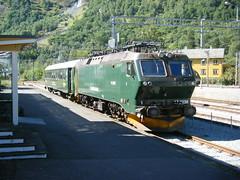 Flam Railway, Norway (johnzebedee) Tags: railway electric flam transport publictransport norway johnzebedee