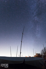 Stars at Orford Quay (Bob Foyers) Tags: wordpress foyersphotography 1740mml boats foyersphotogrpahy night orford stars suffolk water canon5dmark3 dark orfordness