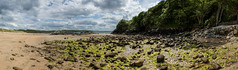 Fintra Bay Panorama 02 (::darren::) Tags: ireland wild beach bay coast outdoor sandy atlantic donegal killybegs fintra