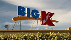 Big Kmart sign (SchuminWeb) Tags: county plaza roof signs sign retail shopping store big md ben sears web north may maryland center baltimore corporation signage stores signing kmart parkville retailer 2015 retailers retailing holdings bigkmart schumin schuminweb