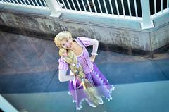 Rapunzel (EverythingDisney) Tags: princess disneyland disney dca rapunzel dlr tangled disneycaliforniaadventure arielsgrotto princessrapunzel