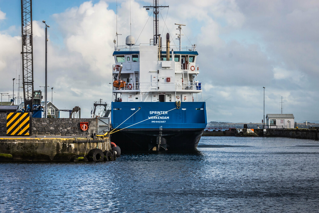 GALWAY HARBOUR AND DOCKLANDS [AUGUST 2015] REF-107529