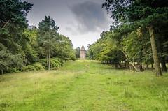 The lyme park lantern (Latitude53 Photography) Tags: trees landscape countryside cheshire lantern lymepark