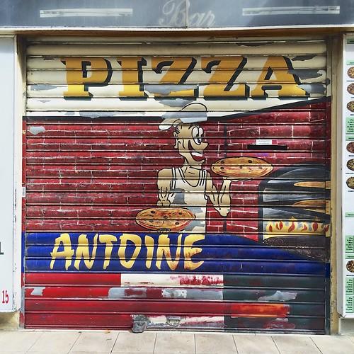 Pizza Antoine
