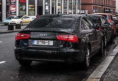 Germany Diplomatic (Nicaragua) - Audi A6 C7 (PrincepsLS) Tags: berlin germany plate german license nicaragua audi spotting a6 96 diplomatic c7